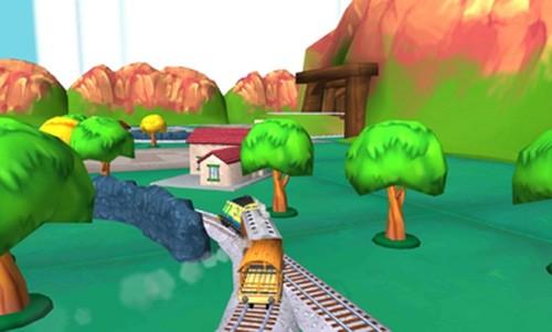 托马斯和朋友魔幻铁路修改版