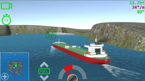 船舶系泊3d游戏下载