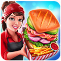 餐车厨师烹饪游戏破解版2020