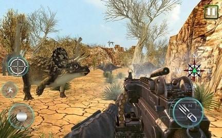 恐龙猎人3d破解版下载
