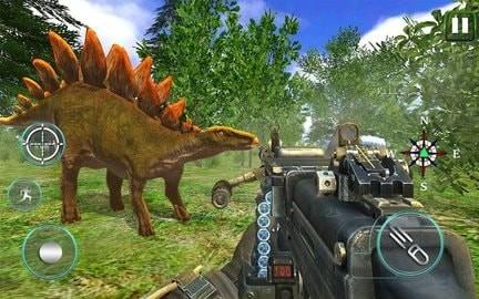恐龙猎人3d无限弹药安卓版