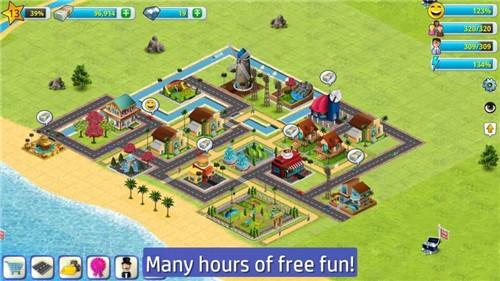 模拟岛屿城市建设2无限金币下载