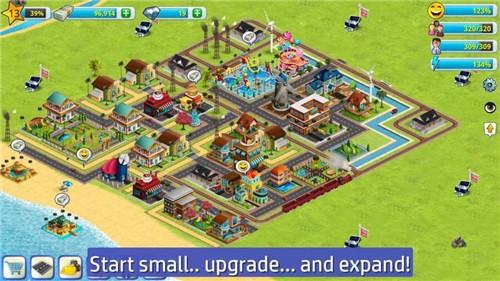 模拟岛屿城市建设2破解版免费下载