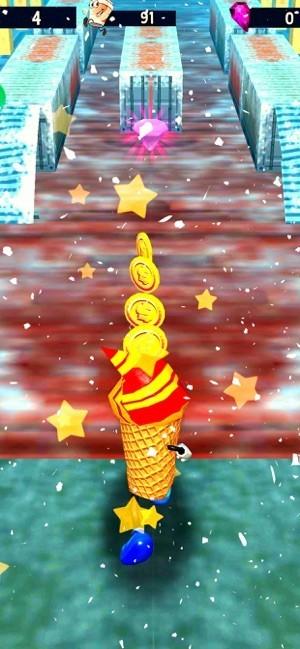冰淇淋跑酷游戏手机版下载