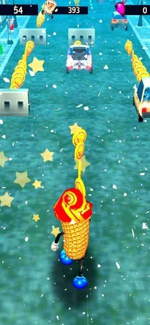 冰淇淋跑酷游戏下载