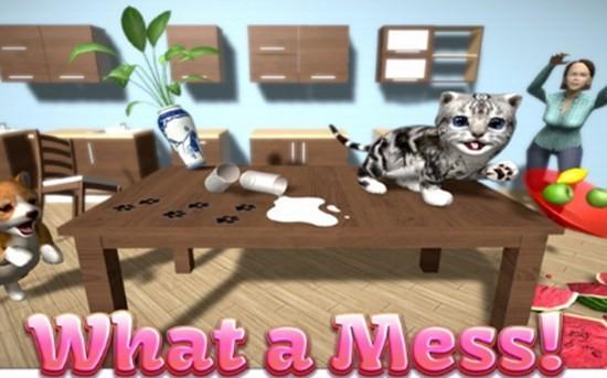 猫咪模拟器中文汉化版