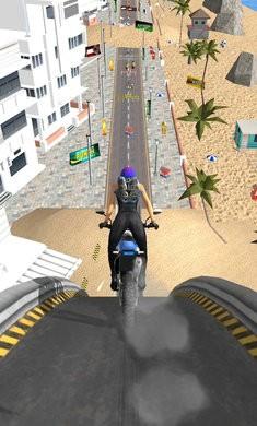 自行车跳跃汉化破解版
