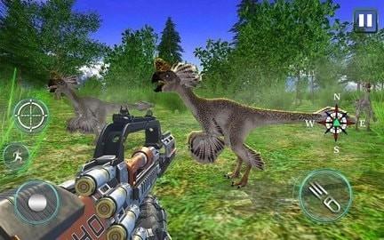 恐龙猎人3d破解版