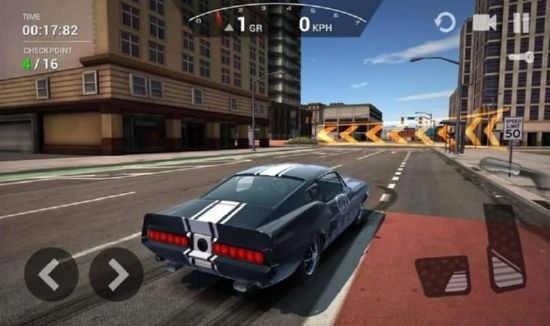 终极汽车驾驶模拟器无限金币版