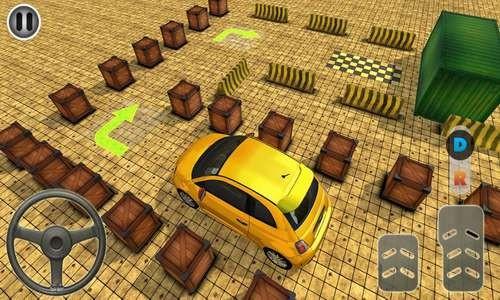 现代汽车驾驶停车中文版下载
