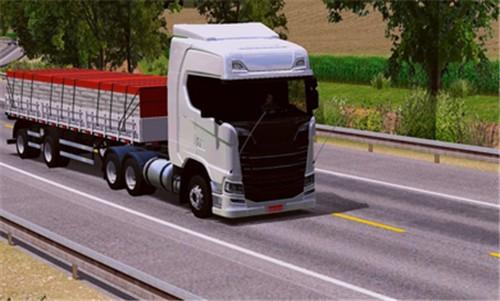 世界卡车驾驶模拟器汉化下载