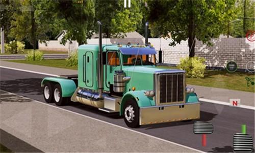 世界卡车驾驶模拟器汉化