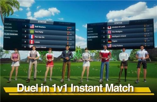 完美挥杆高尔夫最新版
