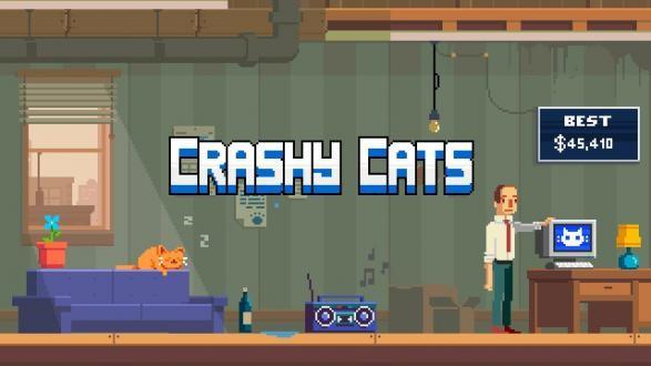 疯狂破坏猫游戏破解版下载