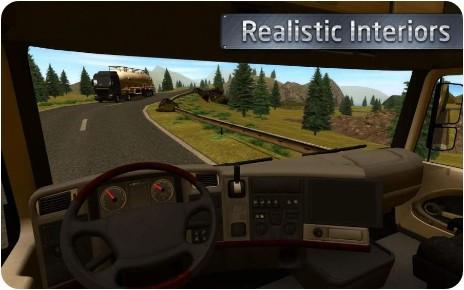 欧洲卡车司机模拟器无限金币苹果版下载