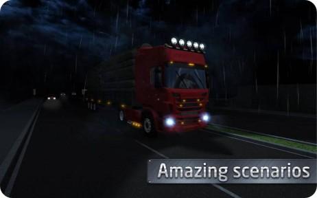 欧洲卡车司机模拟器无限金币版下载