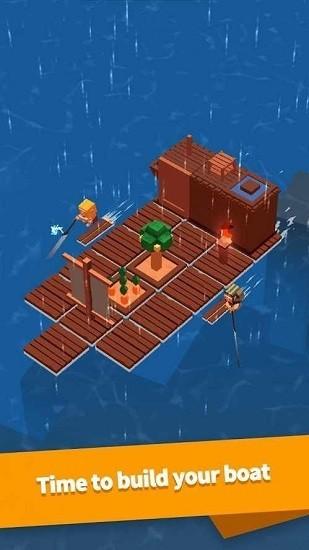 海上建造模拟破解版无限资源