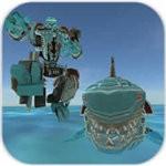 鲨鱼机器人破解版无限金币无限钻石