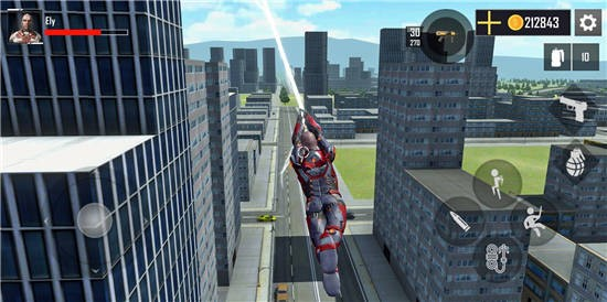 英雄绳犯罪城市游戏下载