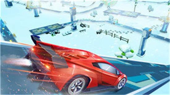 超级坡道银河赛车游戏下载