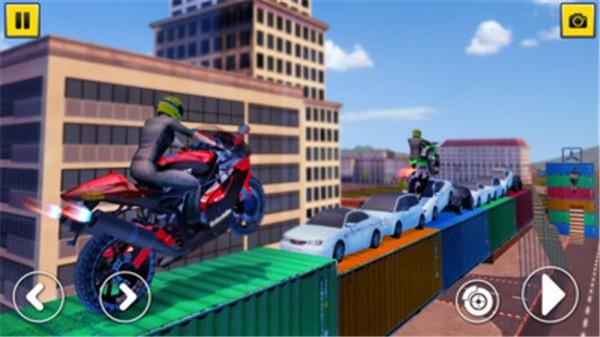 摩托车特技游戏下载