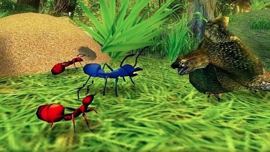 蚂蚁生存模拟器中文版下载
