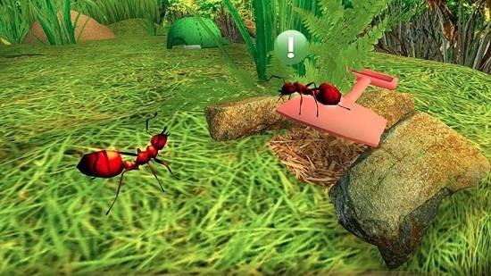 蚂蚁生存模拟器中文汉化版下载