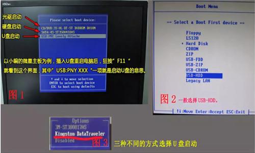 u盘启动怎么设置 u盘启动设置教程