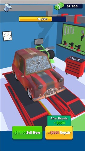 智能汽车店游戏下载