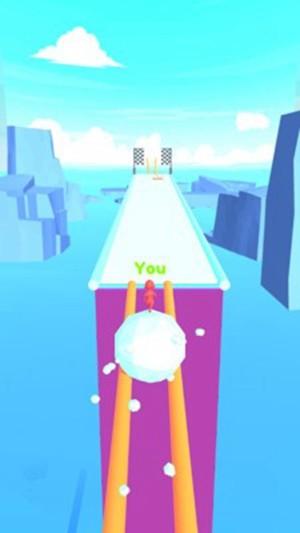 雪球滚滚侠游戏下载