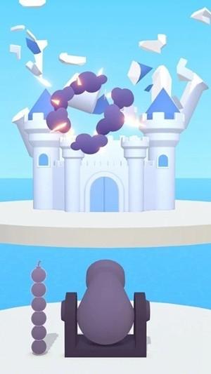 发射炸毁城堡最新版