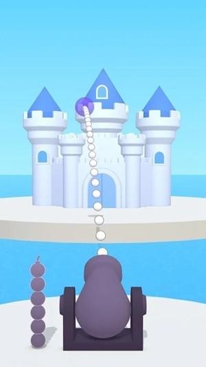 发射炸毁城堡手机版