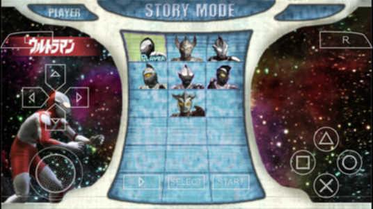 奥特曼格斗进化3全人物解锁下载