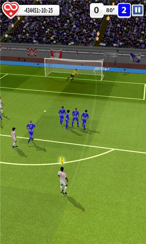 足球英雄2破解版下载