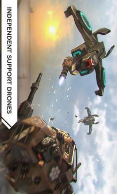 机器人战争破解版无限黄金版下载