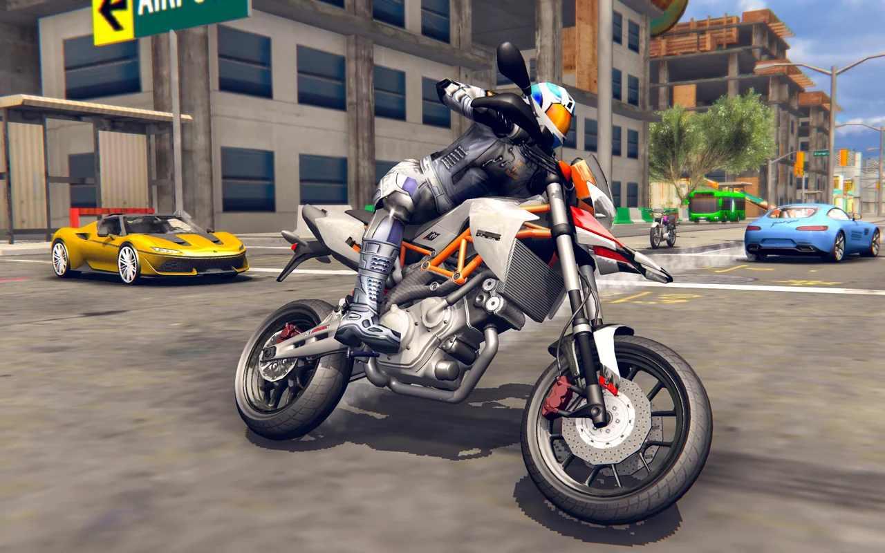 极限运动自行车骑士游戏下载