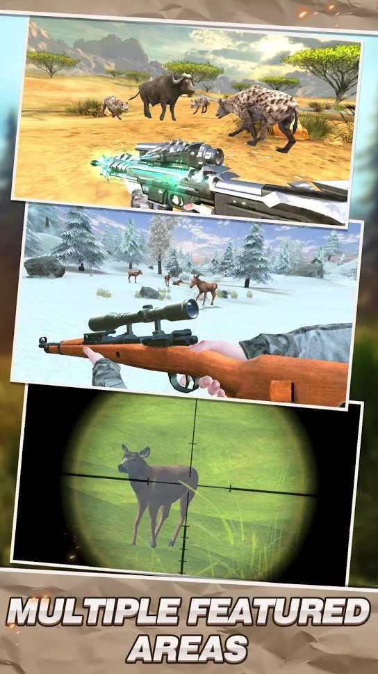 狩猎世界破解版下载