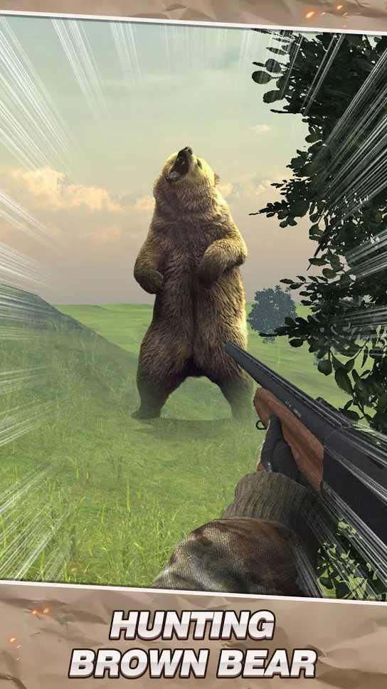 狩猎世界破解版无限子弹下载