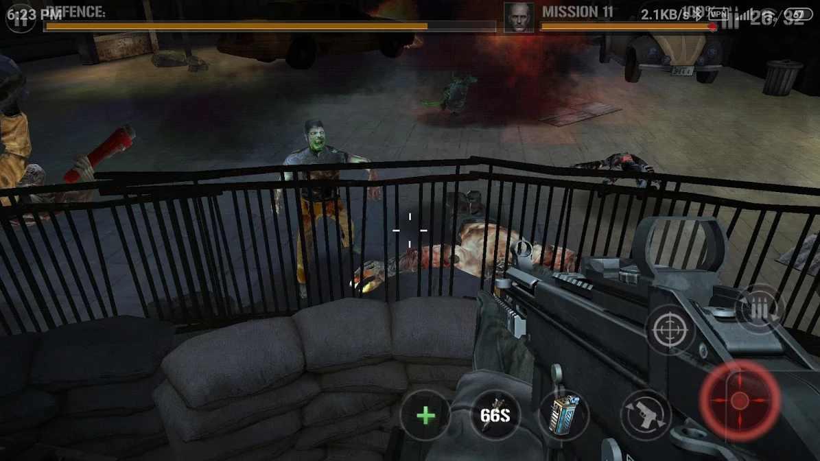 僵尸生存手机游戏中文版下载