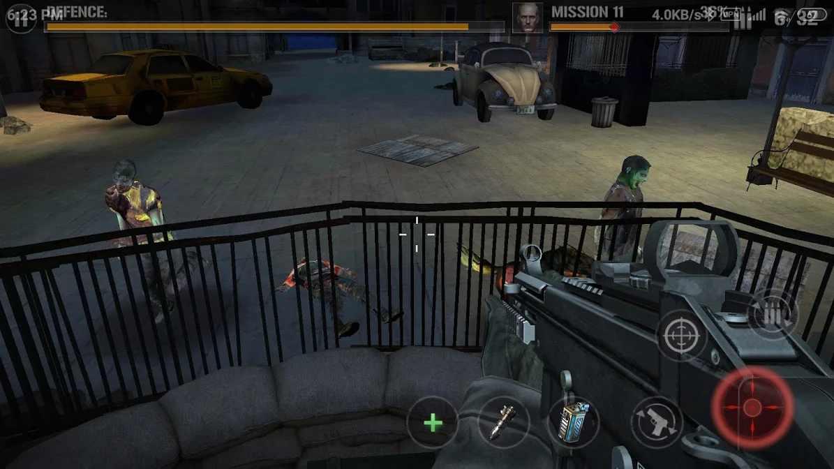 僵尸生存手机游戏破解版