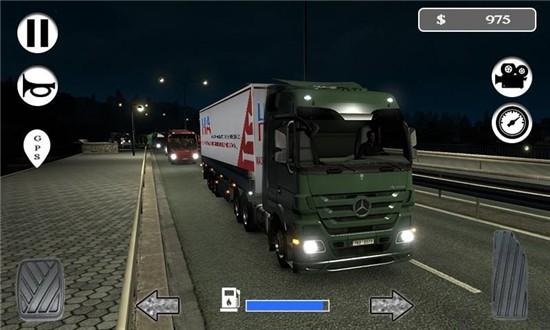 卡车模拟器2019无限金币版