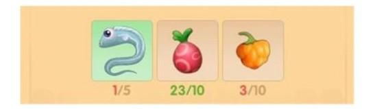 摩尔庄园手游浆果带鱼菜谱怎么做