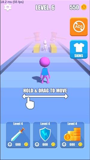 奔跑加入和冲突游戏