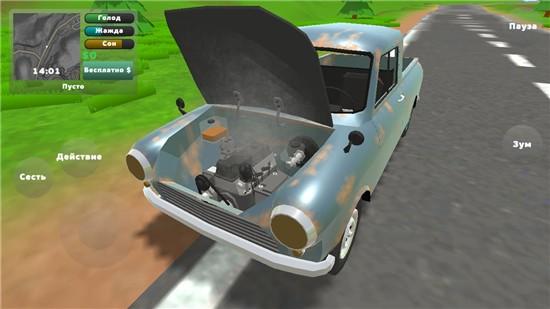 老式皮卡车模拟器游戏下载