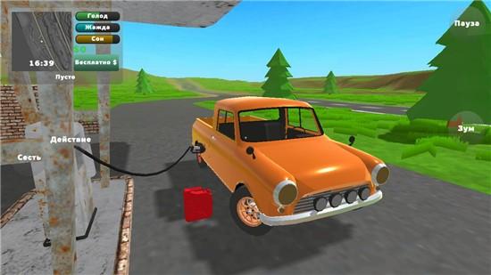 老式皮卡车模拟器安卓破解版