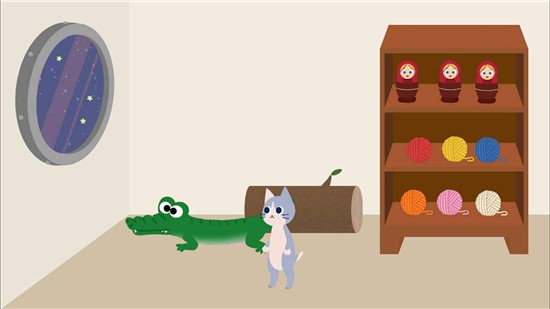 旅行猫猫游戏