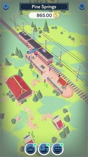 火车站大亨无限金币版下载