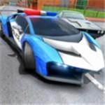 城市警车驾驶模拟器