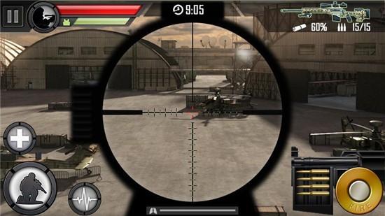 现代狙击手无限弹药版