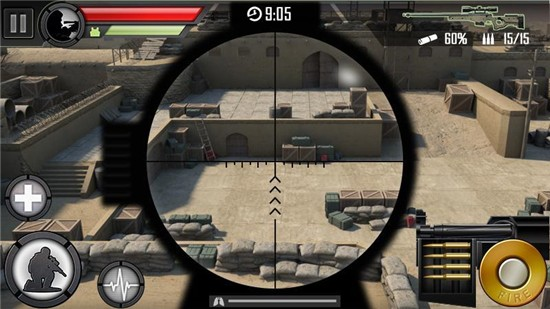 现代狙击手游戏下载